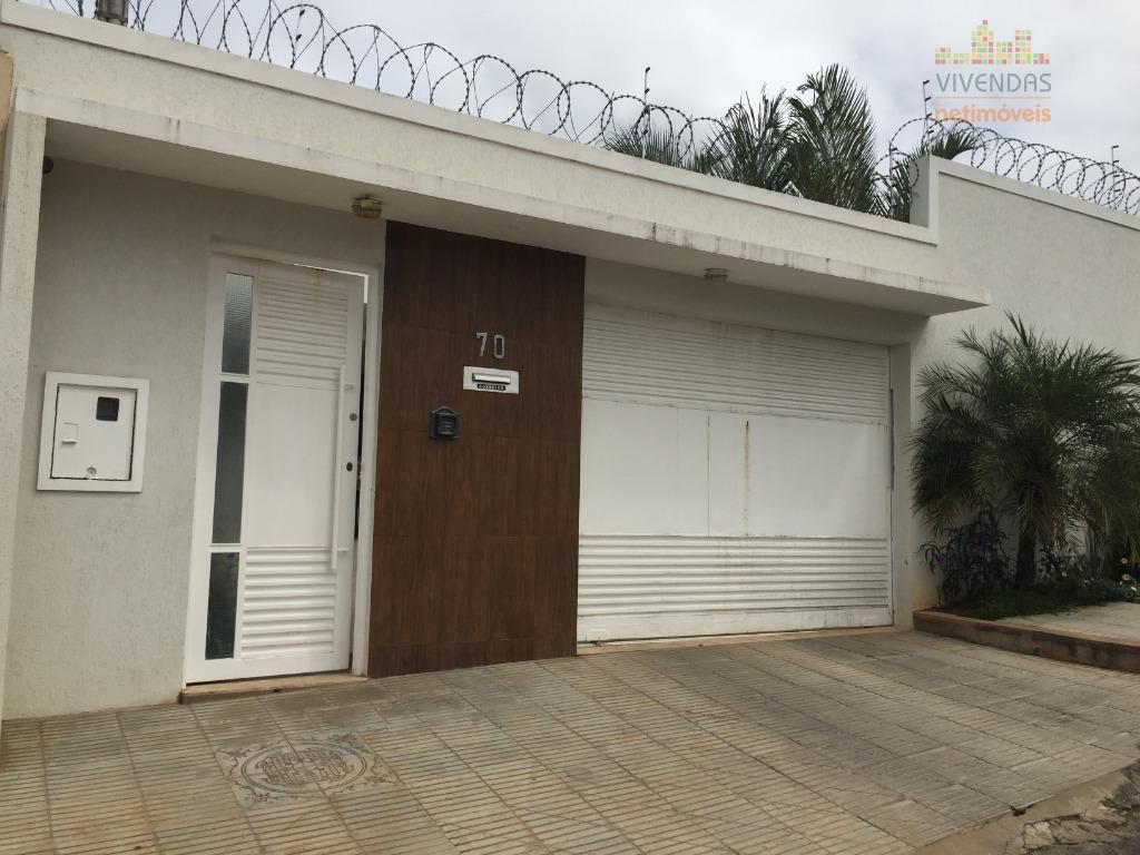 Casa com 2 dormitórios à venda, 134 m² por R$ 850.000 - Jardim Panorama - Montes Claros/MG