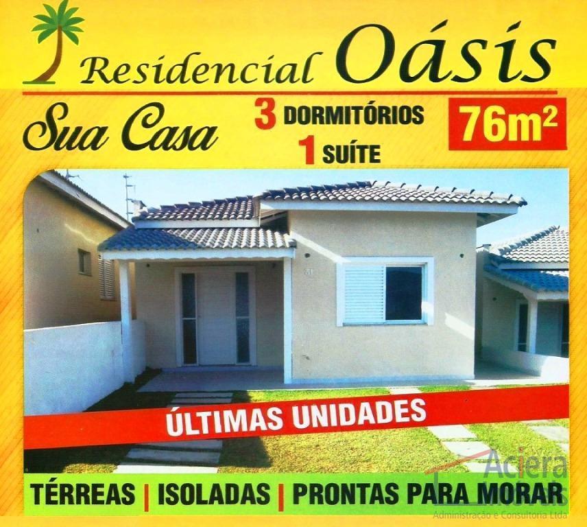 Residencial Oásis