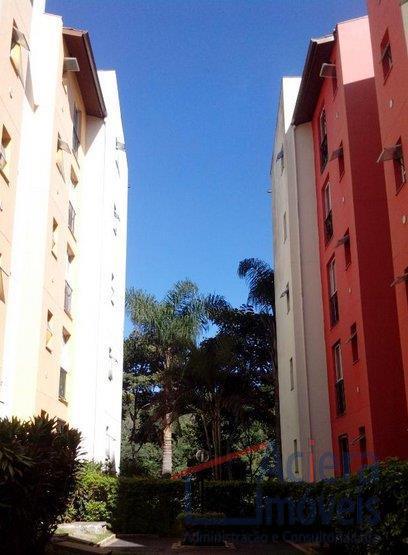 Granja Viana- Ótimo Apartamento de 2 dormitórios.