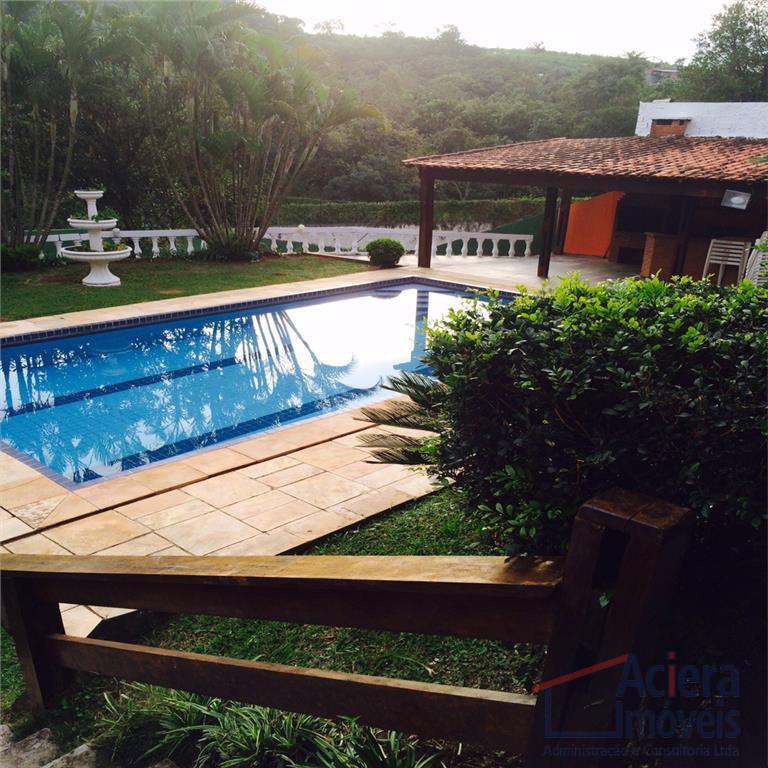 Granja Viana- Oportunidade! Excelente casa com ampla área de lazer e muito conforto, Chácara São João.