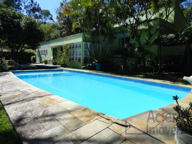Chácara dos Lagos- Uma casa agradável em um condomínio próximo do centro da Granja!!