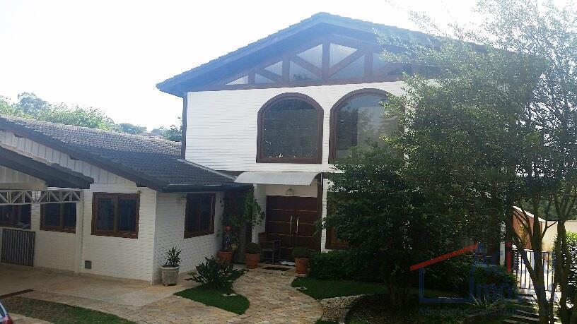 Granja Viana II- Casa charmosa, excelente localização!!