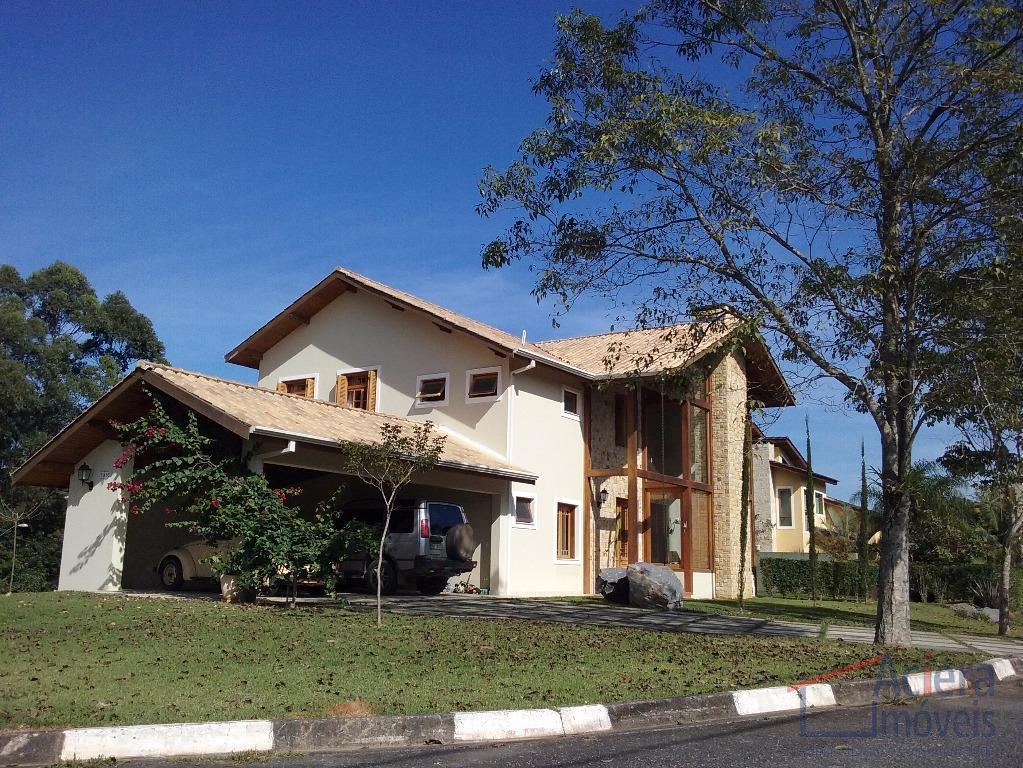Parque das Artes- Excelente residência com projeto único em terreno plano e de esquina, na parte mais alta do condomínio!!