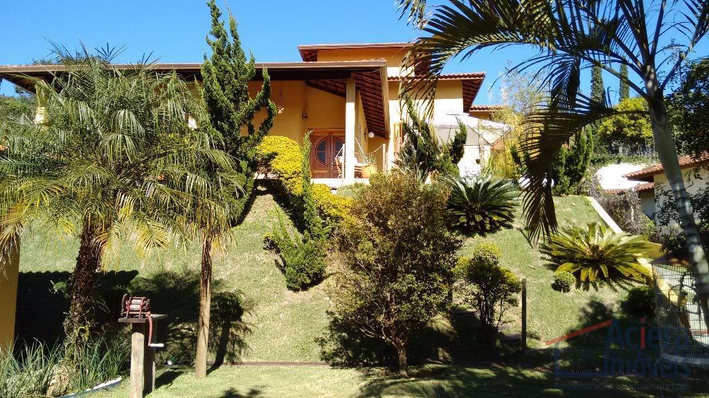 Chácara Vale do Rio Cotia- Excelente casa, repleta de armários , com linda vista !