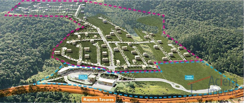 Terra Nobre Granja Viana- Lote com 125 m² em bairro planejado!