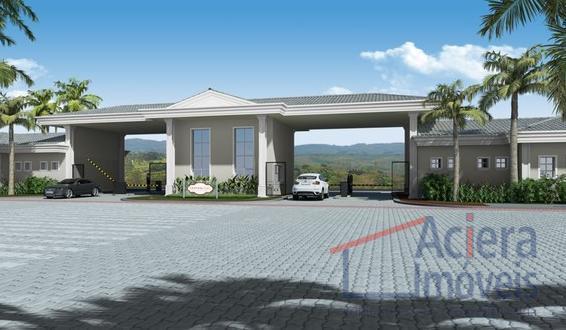 Terreno residencial à venda, Central Park Residence Club, Vargem Grande Paulista - TE0706.