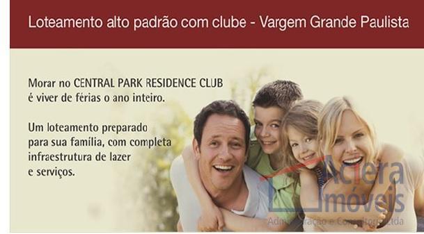 Terreno residencial à venda, em loteamento de alto padrão em Vargem Grande Paulista