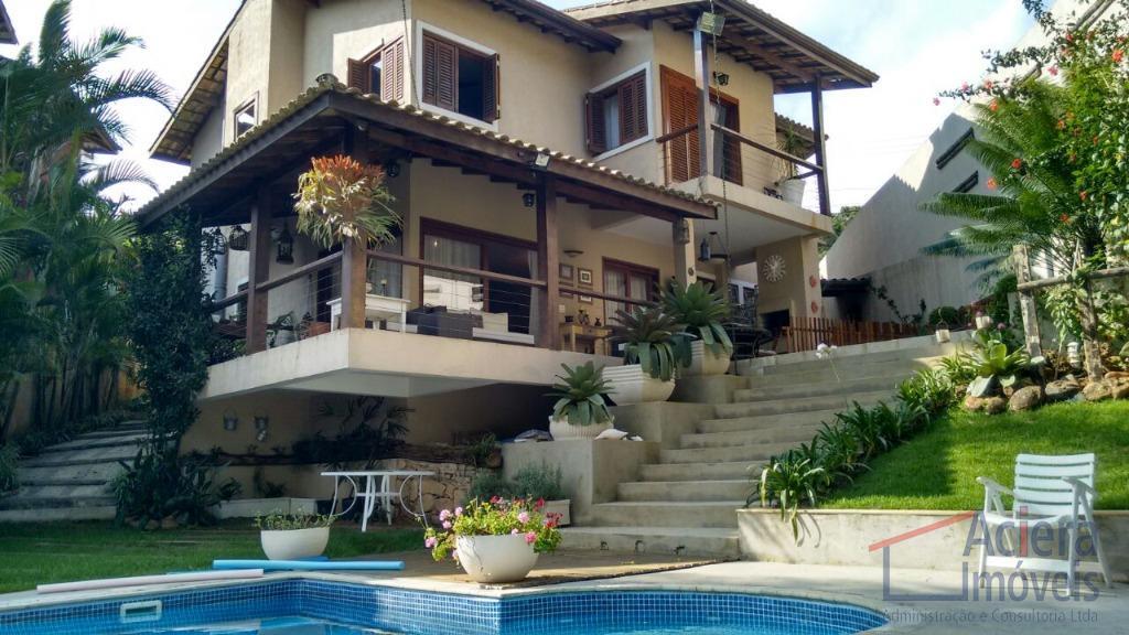 Granja Viana - Excelente Casa Em Condomínio Fechado