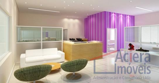 Terreno residencial à venda, Central Park Residence Club, Vargem Grande Paulista.