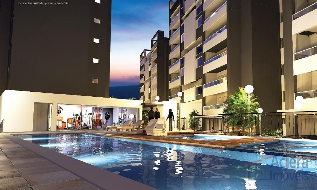 Excelente apartamento de alto padrão em condomínio ao lado da Dona Deola, Próximo a todo centro comercial da Granja.
