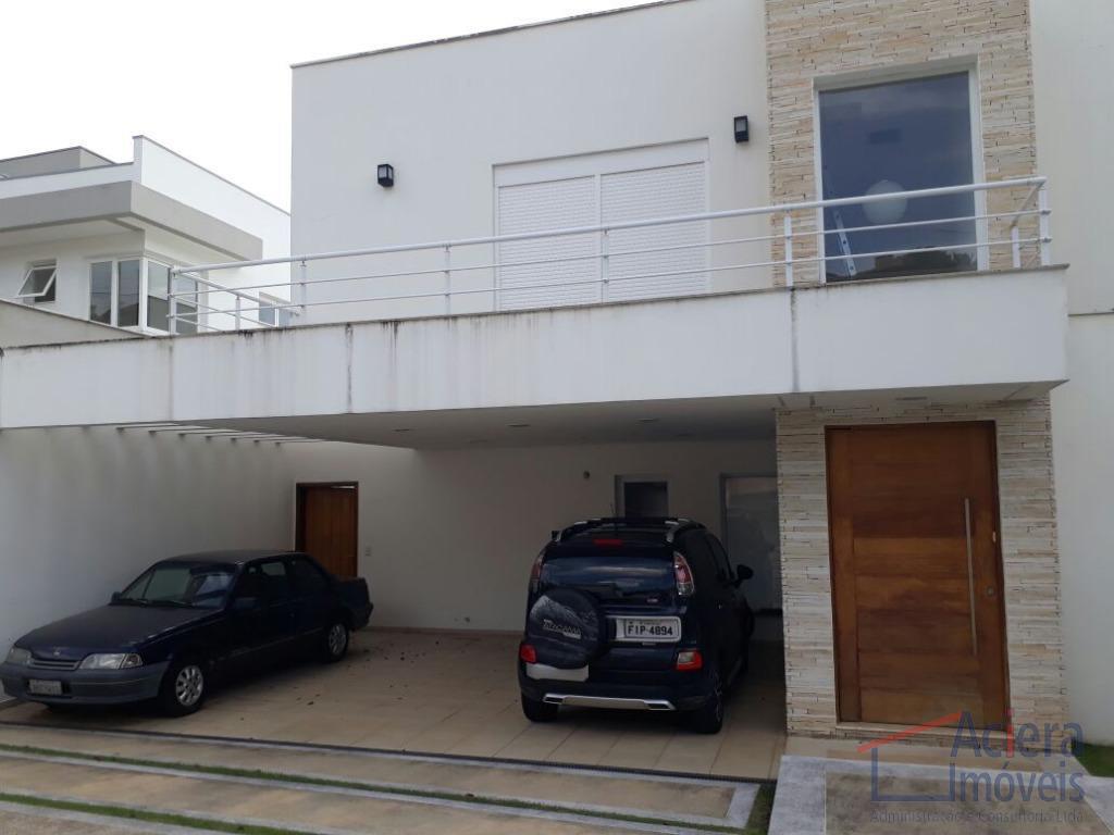 ótima residência, estilo moderno, clean contendo 4 suítes, lessem para três ambientes, copa/cozinha planejada, ótima vista,...