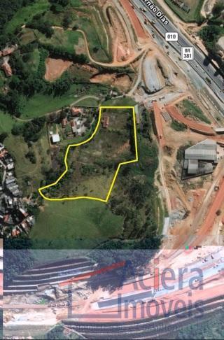 excelente área com 22.350 m², sendo 14.000 m², totalmente plana. localização estratégica:4 km do aeroporto de...