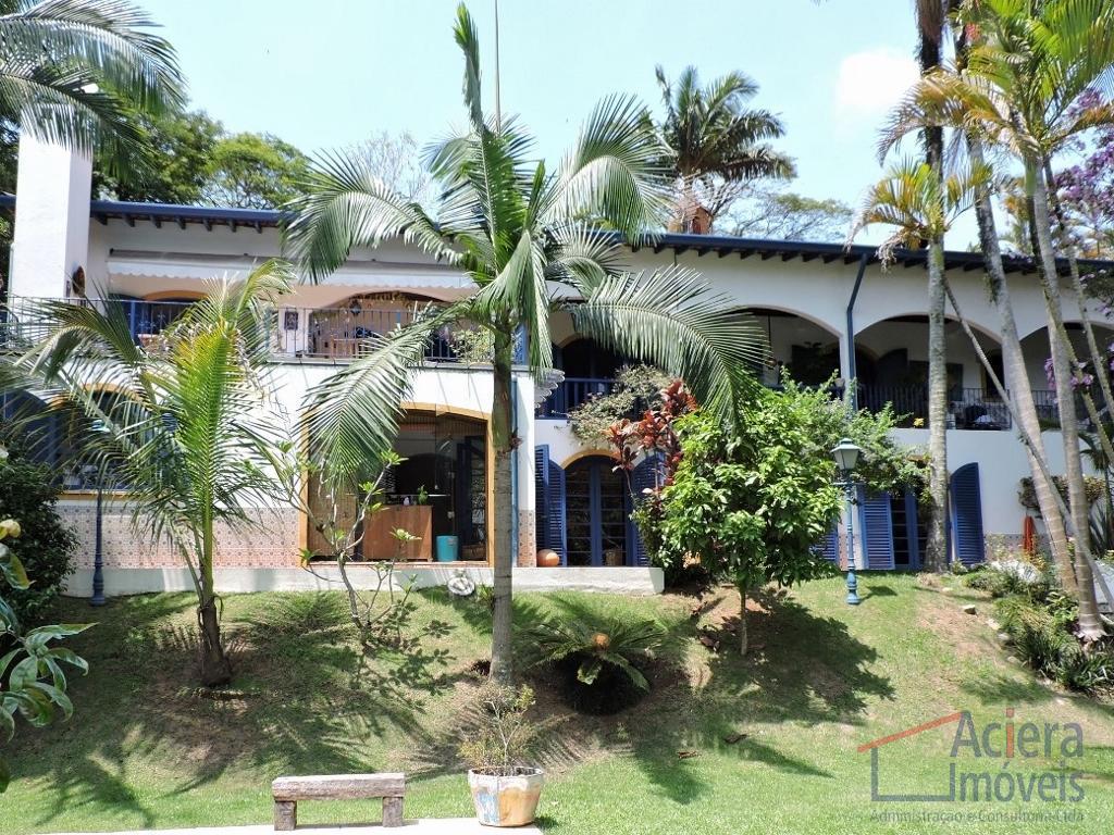 Casa residencial para venda e locação, Chácara Granja Velha, Cotia.