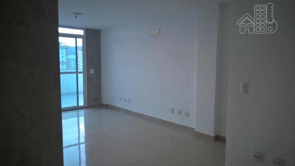 Sala à venda, 49 m² por R$ 450.000 - Icaraí - Niterói/RJ