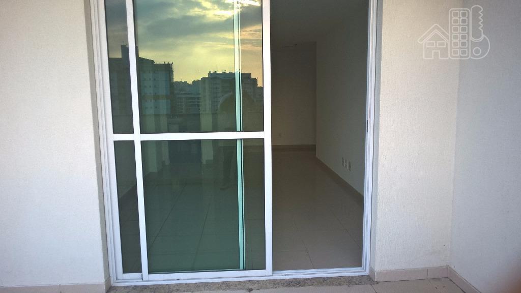 Sala em Icaraí  -  Niterói - RJ