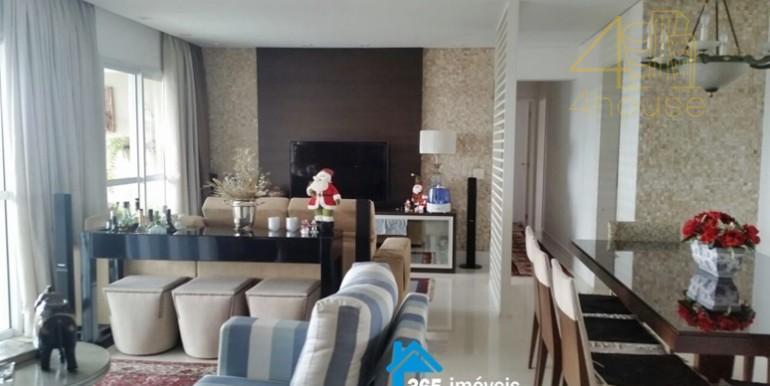 Campo Belo Acquare 154m 3 suites 3 vagas