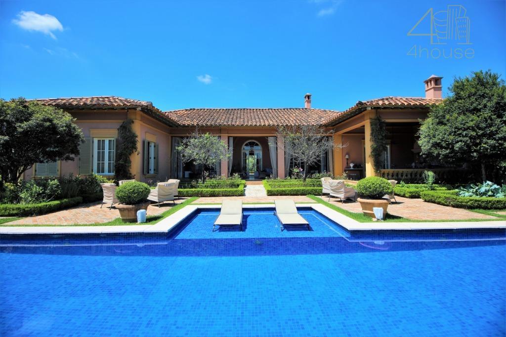 Casa de Condomínio com 5 Quartos à Venda, 646 m² por R$ 6.500.000