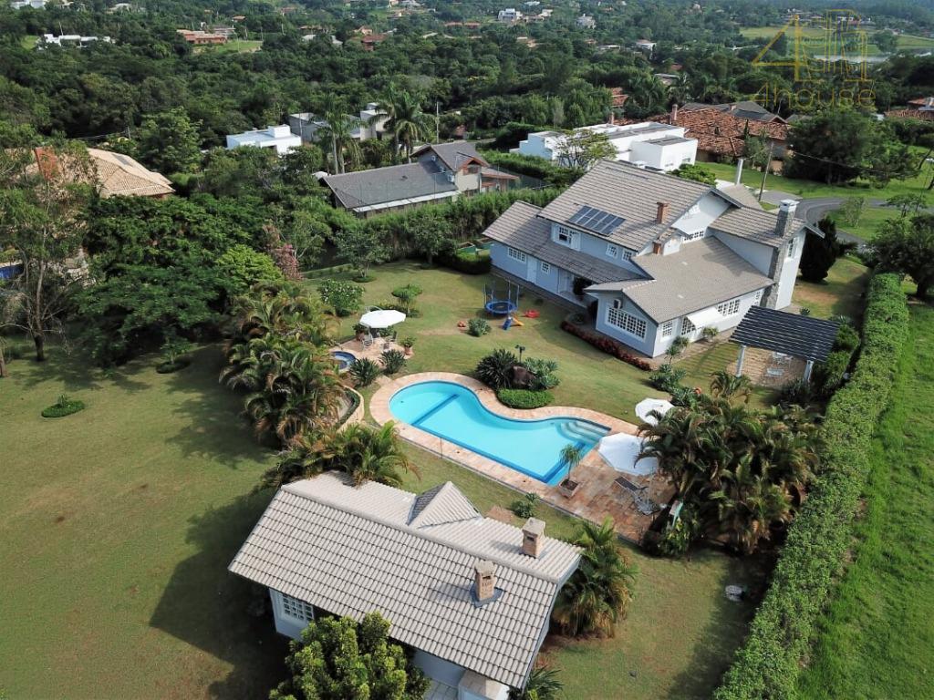 Casa de Condomínio com 4 Quartos à Venda, 472m² por R$ 2.850.000