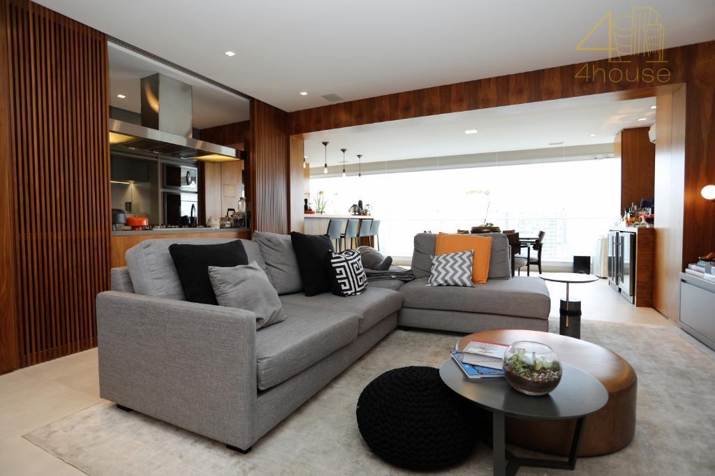 Apartamento com 2 dormitórios à venda, 138 m² por R$ 200.000 - Brooklin Paulista - São Paulo/SP