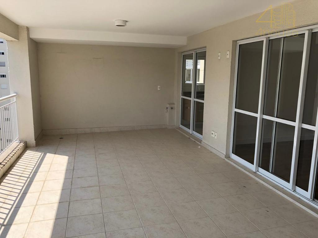 Apartamento com 3 dormitórios à venda, 160 m² por R$ 1.300. - Santo Amaro - São Paulo/SP