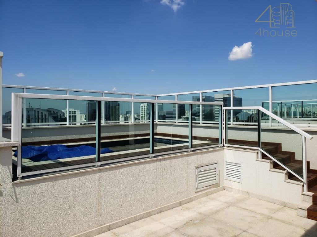 Vetrino Brooklin By Cyrela  Rua Prof José Leite e Oiticica - Cobertura com 4 dormitórios à venda.