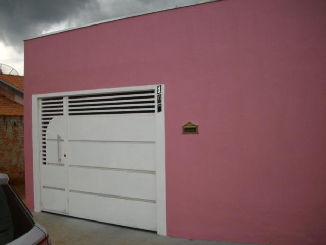 Casa residencial à venda, Jardim Lagoa Nova, Limeira - CA0007.