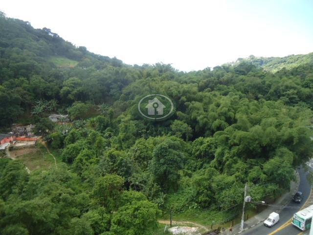 Apartamento  residencial à venda, Morro de Nova Cintra, Santos.