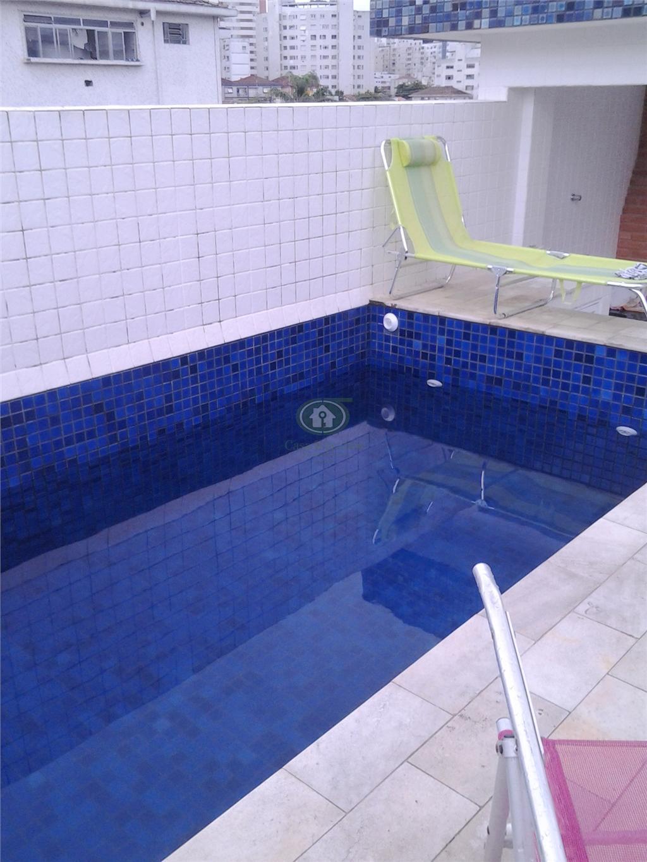 Casa residencial à venda, Ponta da Praia, Santos.