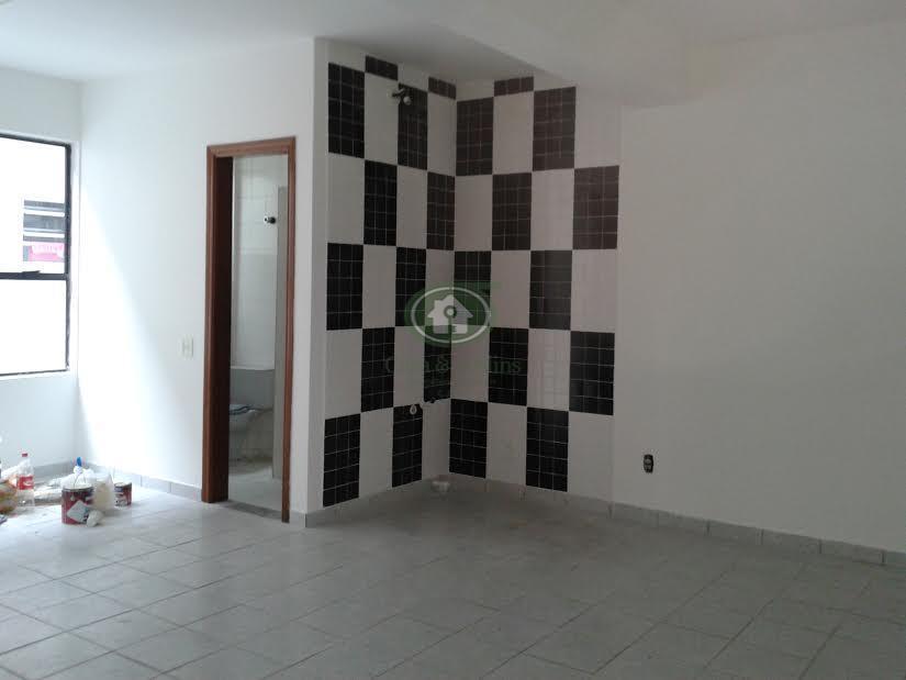 Sala comercial para venda e locação, Vila Matias, Santos - SA0024.