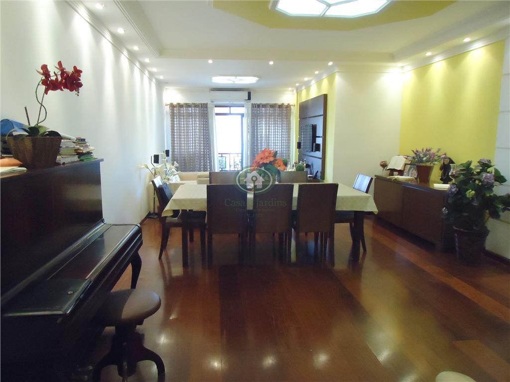 Amplo apto 4 dormitorios (2 suites), 2 garagens - Ponta da Praia
