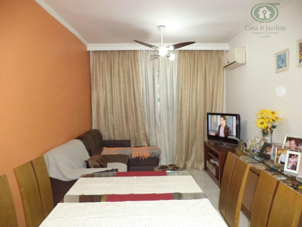 Campo Grande - Bonito apto 2 dormitorios (suite) - Finamente decorado,