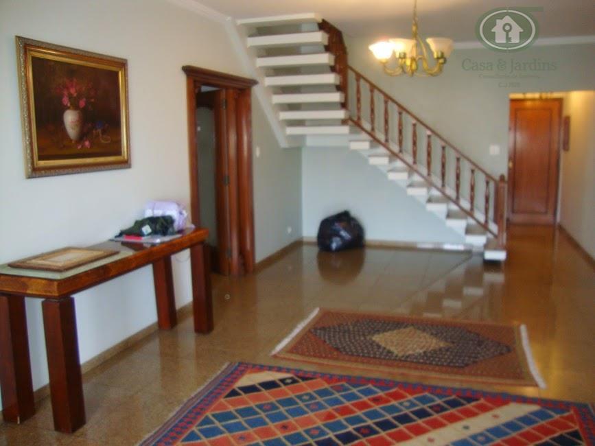 Cobertura Duplex em Santos na Aparecida 3 dormitórios suite 2 vagas.