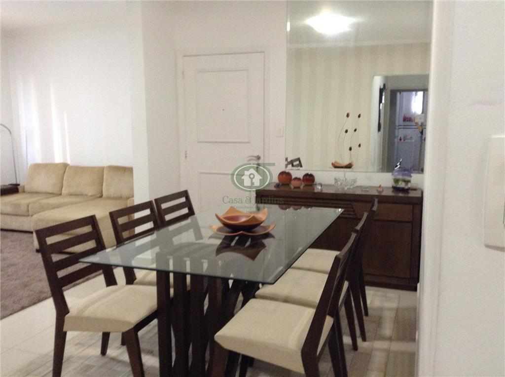Apartamento em Santos no Gonzaga 3 Dorts. Suite, Dep. emp., Gar.Ddem.