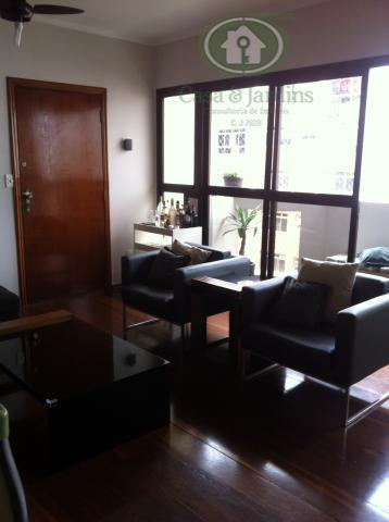 Ótimo apartamento de três dormitórios Ponta da Praia .