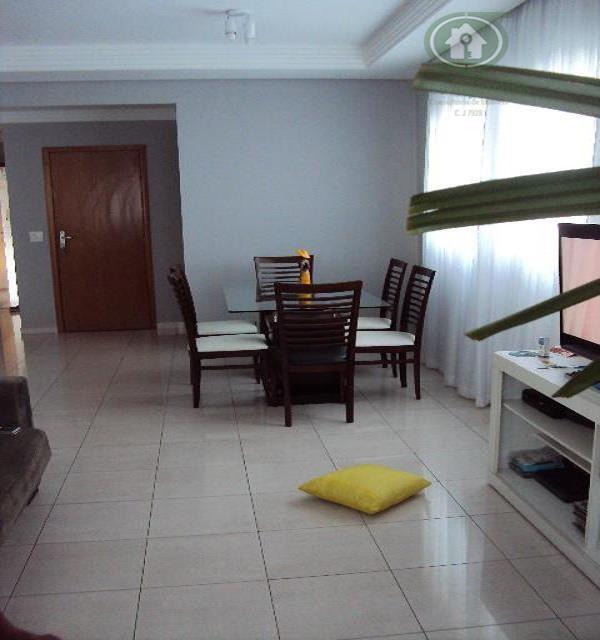 Apartamento, Boqueirão, Santos predio semi-novo