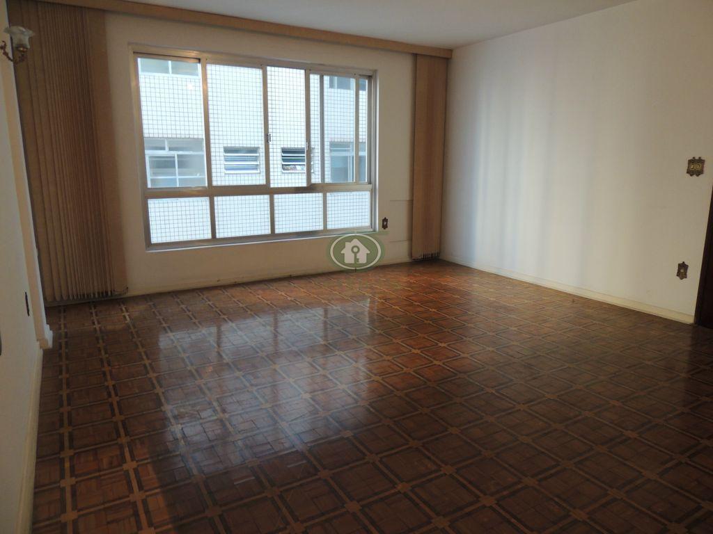Apartamento 2 dormitorios (suite) + DP - Predio c/ elevador - Pompéia, Santos.