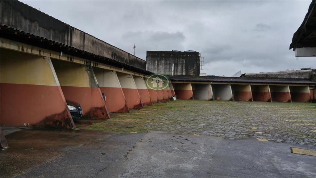 Terreno  comercial para locação, Vila Matias, Santos.