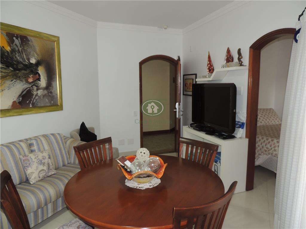 Flat  residencial para locação, Gonzaga, Santos.
