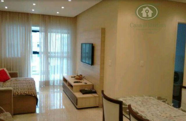 Apartamento de Alto Padrão, com 03 dormitórios , 02 suítes e 02 vagas de garagem