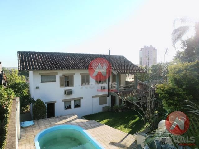 Casa residencial à venda, Boa Vista, Novo Hamburgo - CA0028.
