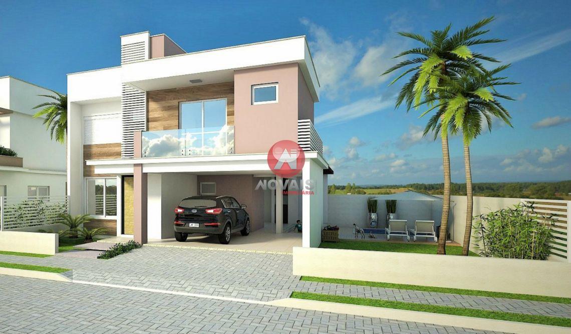 Casa residencial à venda, Solar do Campo, Campo Bom - CA0739.
