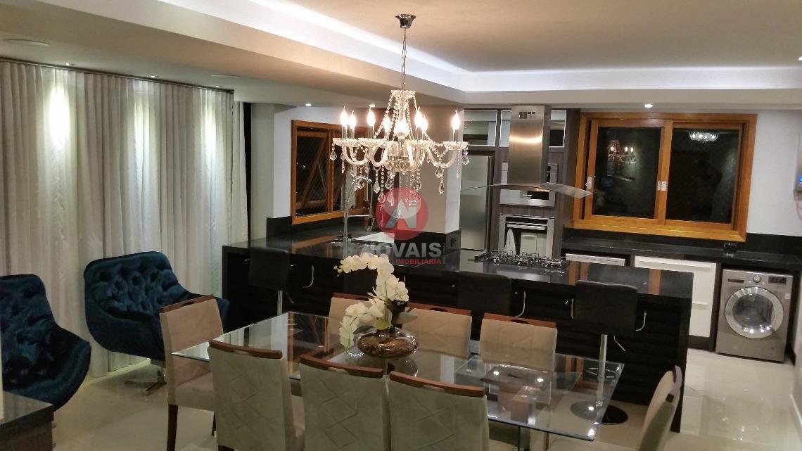 Apartamento residencial à venda, Boa Vista, Novo Hamburgo - AP0158.