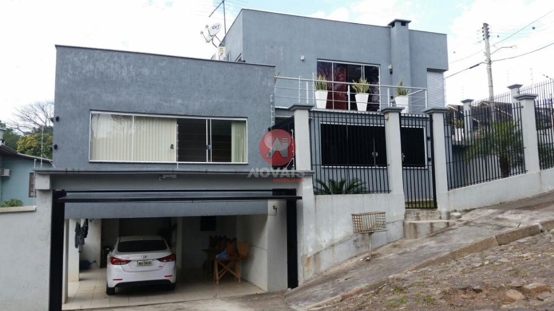 Casa residencial à venda, Bom Jardim, Ivoti - CA1167.