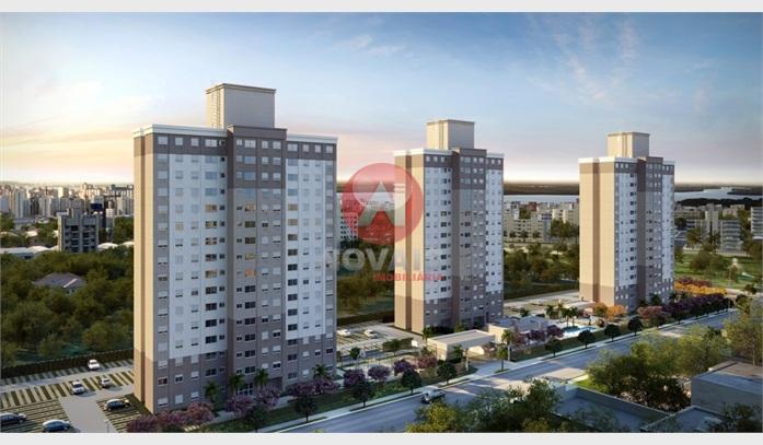 Apartamento  residencial à venda, Humaitá, Porto Alegre.
