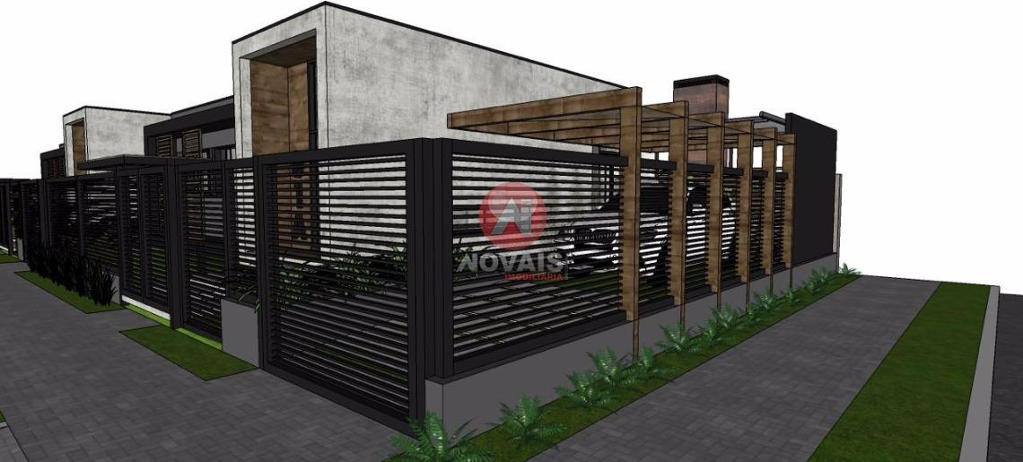 Casa residencial à venda, Imigrante, Campo Bom - CA1372.