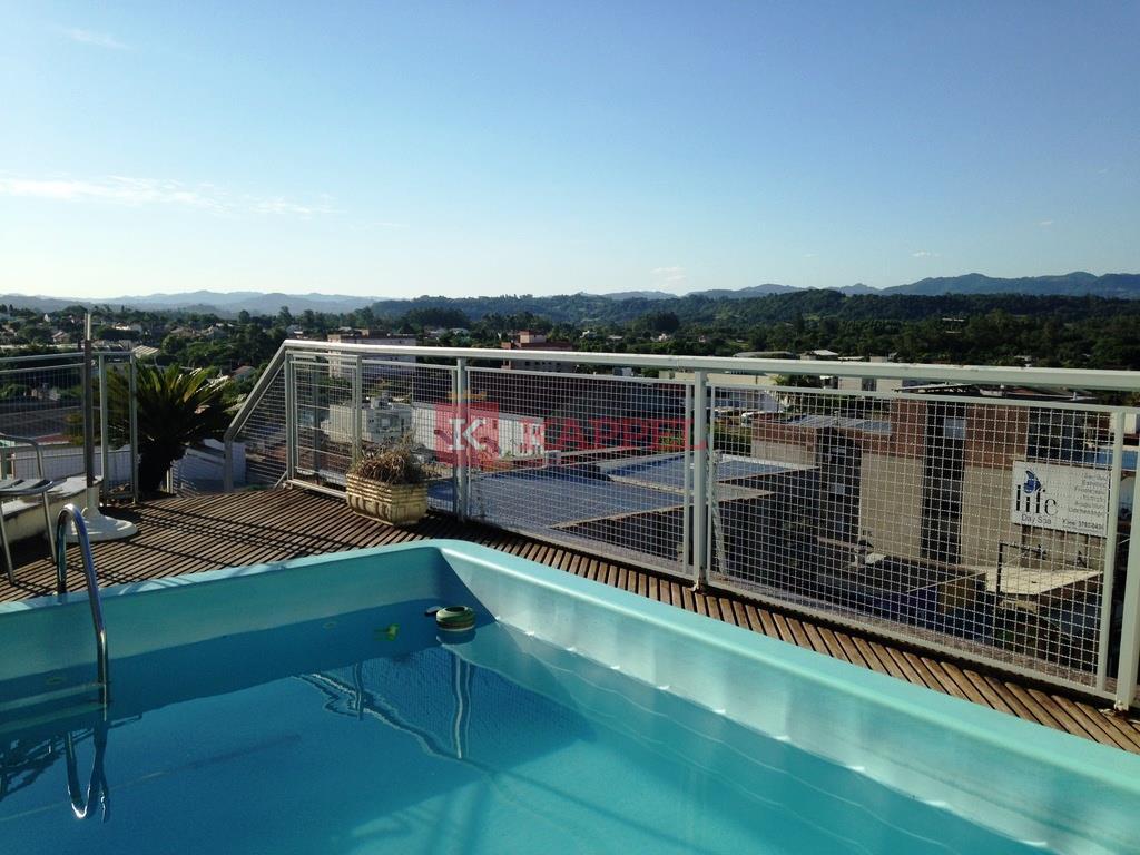 Cobertura com piscina residencial à venda, Centro, Venâncio Aires.