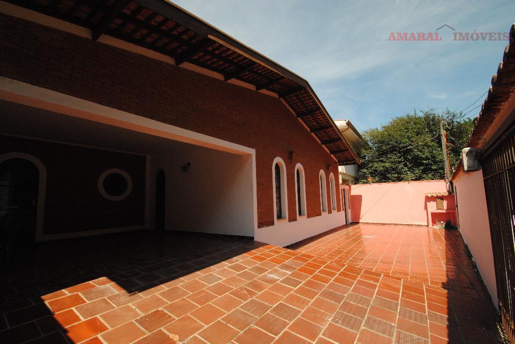 Casa residencial para locação, Jardim José Martins, Campinas.