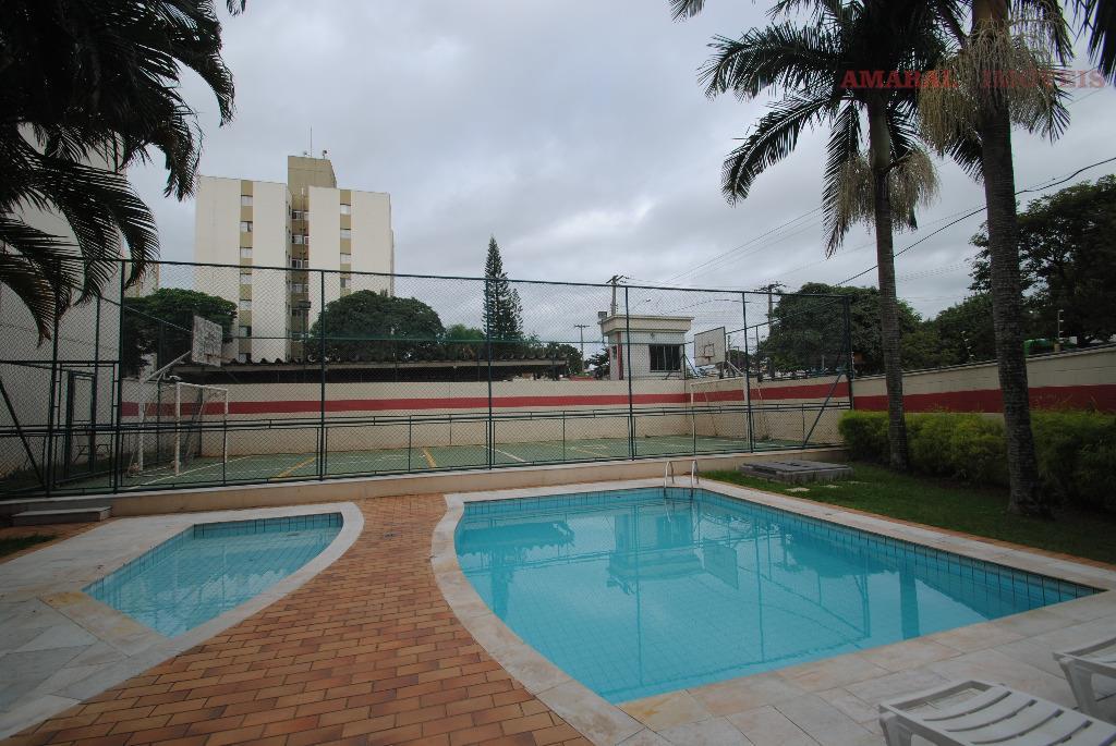 Apartamento residencial para locação, Jardim Santa Genebra, Campinas.