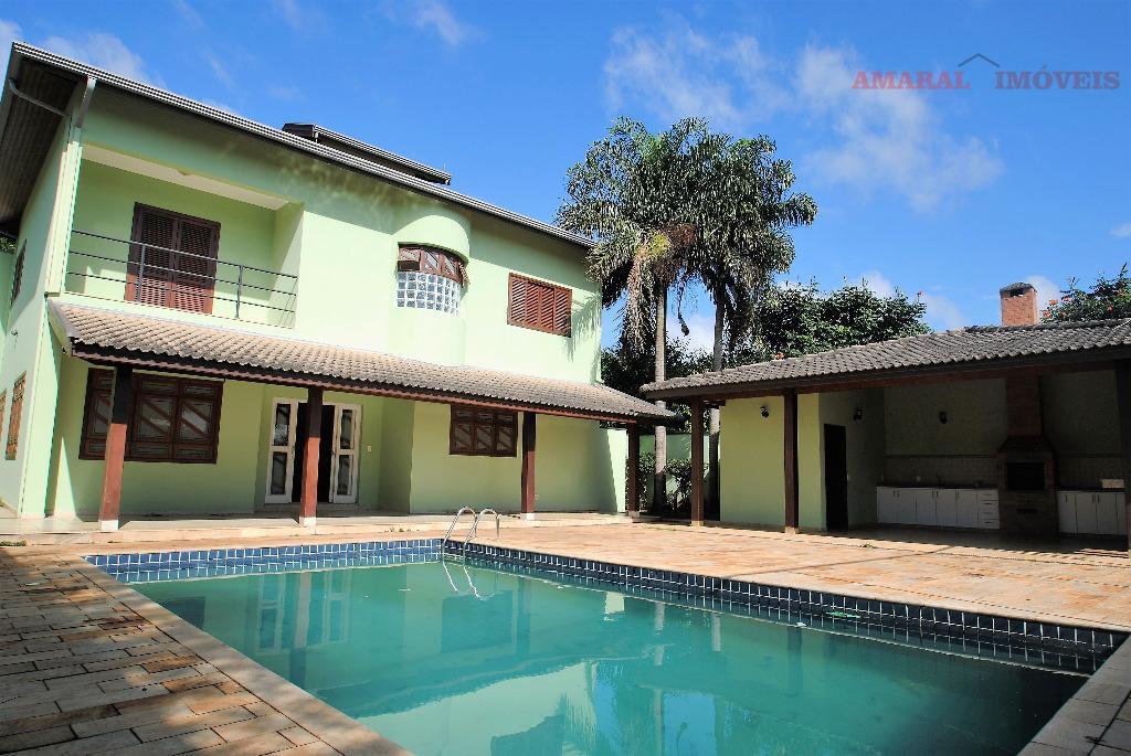 Casa residencial para venda e locação, Alto Taquaral, Campinas.