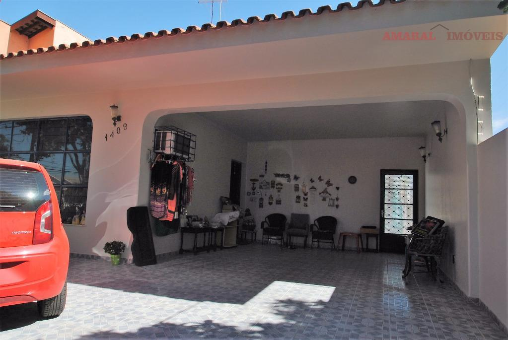 Casa residencial para venda na Cidade Universitária, Campinas.